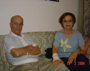 Mohd & Nuha. 15/3/2004